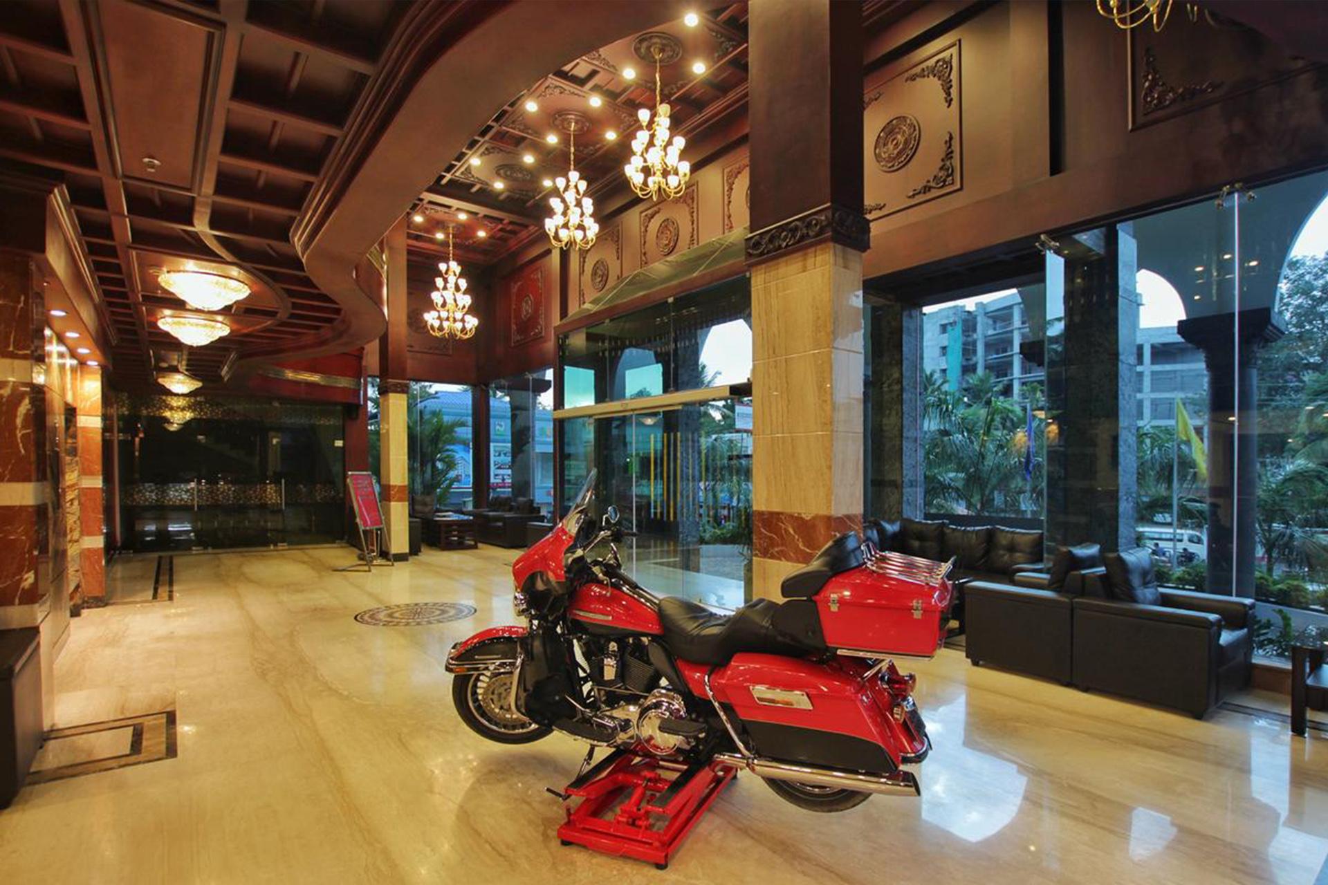 Seashore Res Hotel
